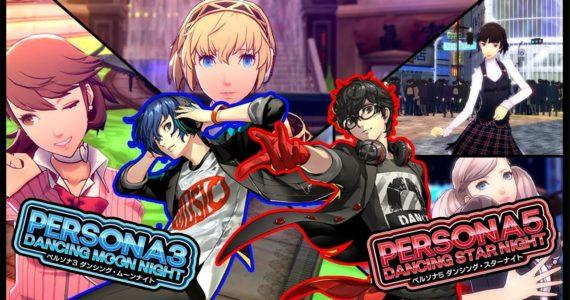 Persona Dancing image cool