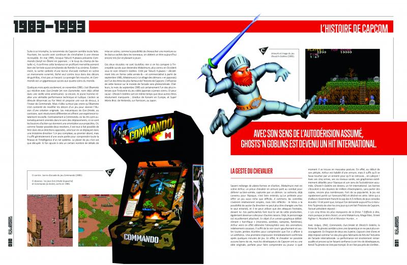 Pix'n Love L'Histoire de Capcom 1983 1993 - Arcade