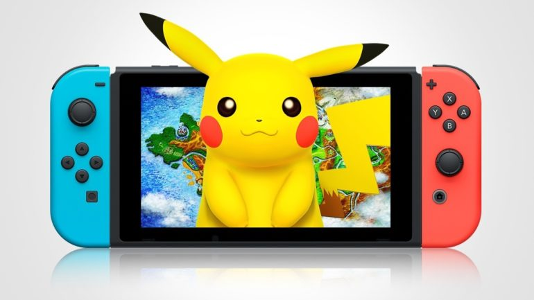 Pokemon Switch - Rumeurs