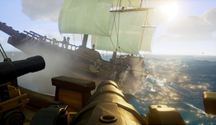 Sea of Thieves Attaquer un galion