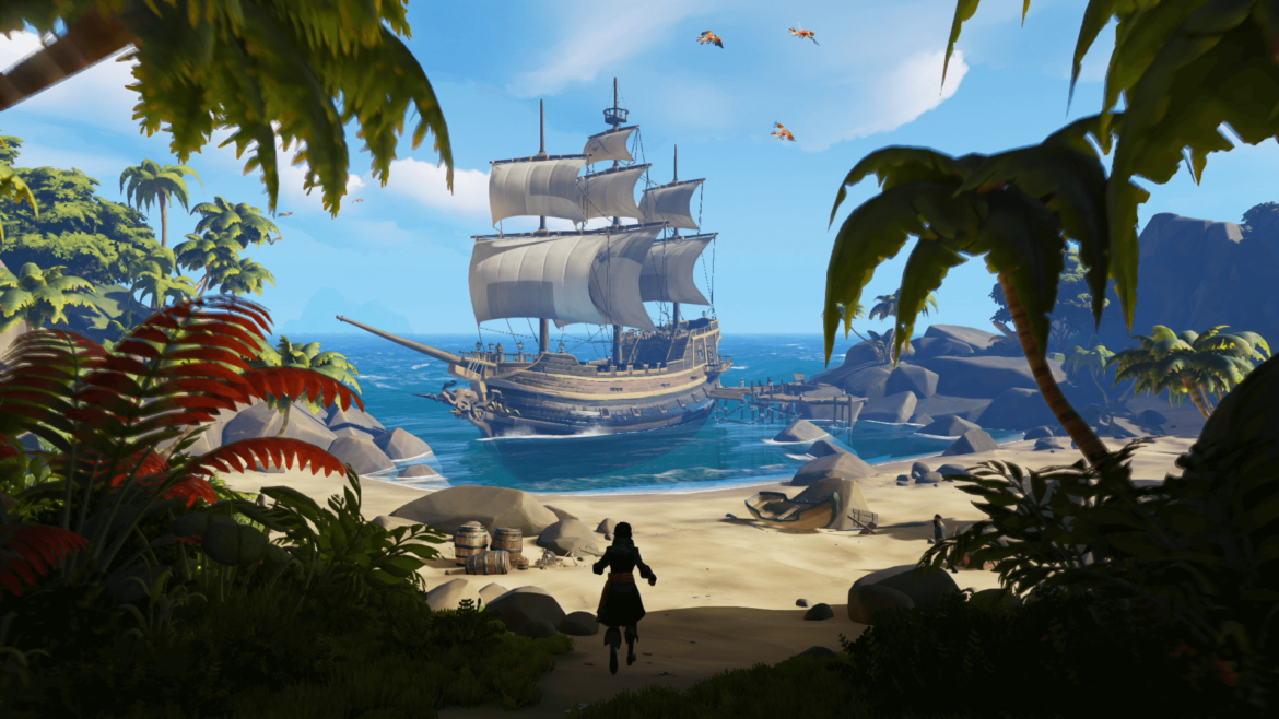 Sea of Thieves wallpaper