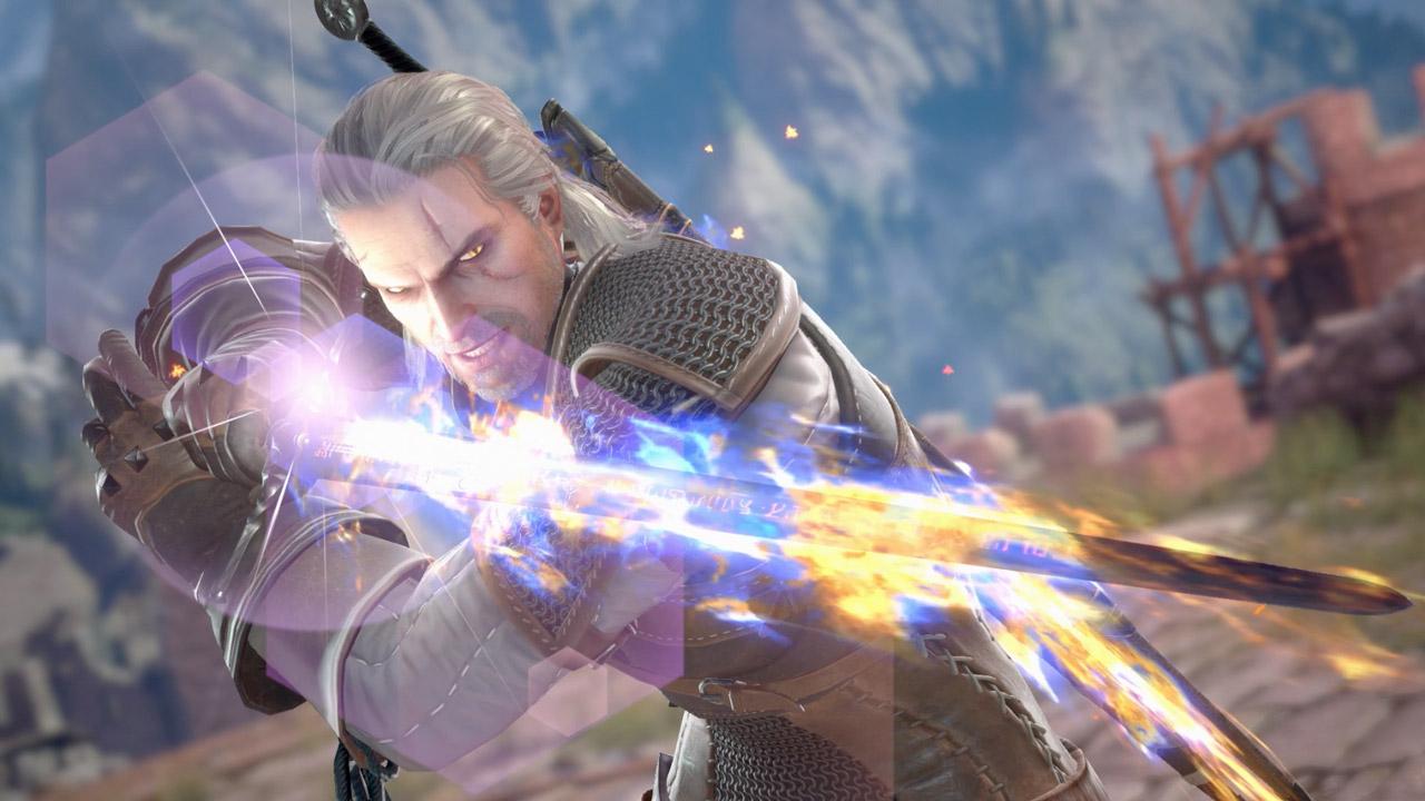 SoulCalibur VI Geralt