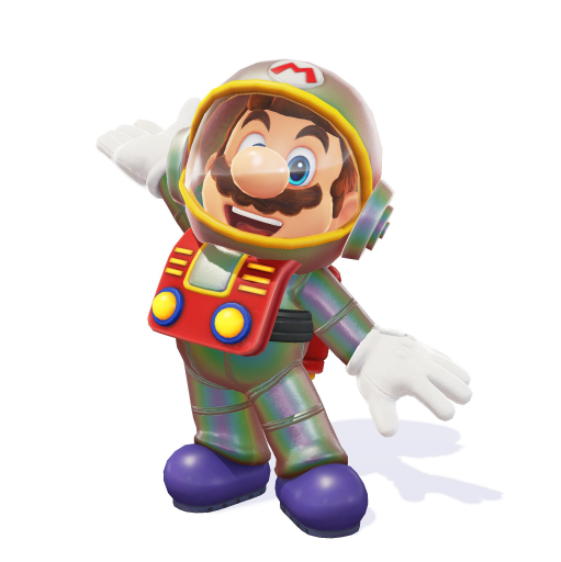 Super Mario Odyssey - Stellaview costume