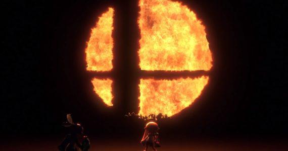 Super Smash Bros. logo