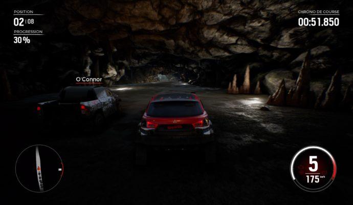 Test Gravel - Grotte