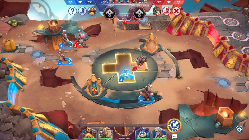 Insidia - combat 2