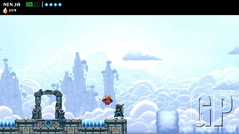 The Messenger - la tête dans les nuages