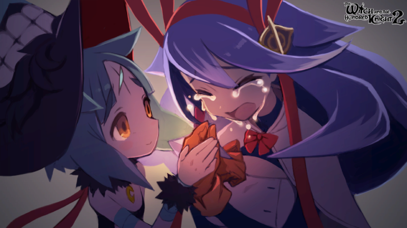 The Witch and the Hundred Knight 2 - Milm and Amalie