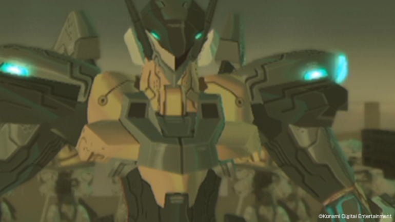 Zone of the Enders: the Second Runner MARS