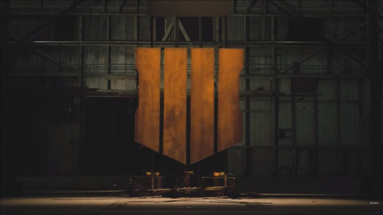 call of duty black ops IIII Logo