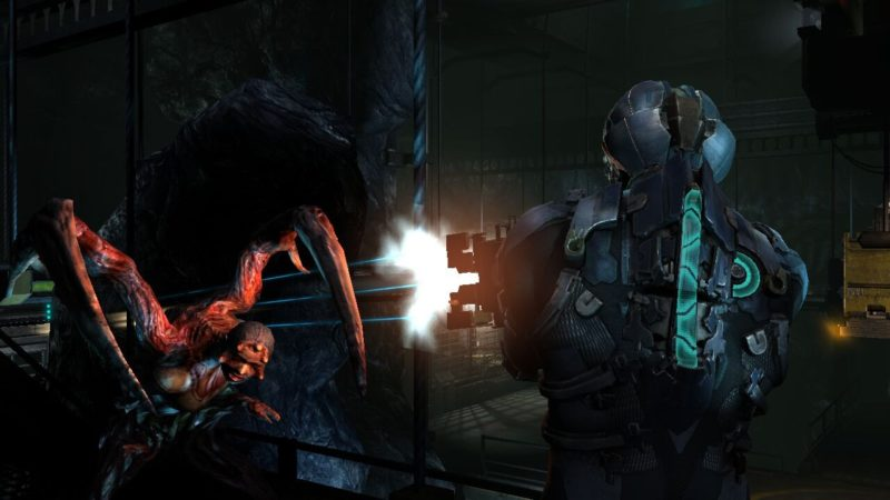 Games with Gold Dead Space 2