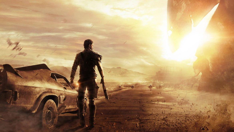 PlayStation Plus Mad Max