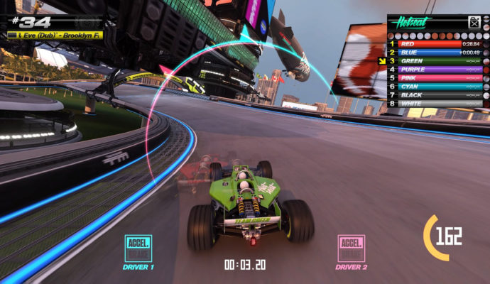 PlayStation Plus trackmania turbo