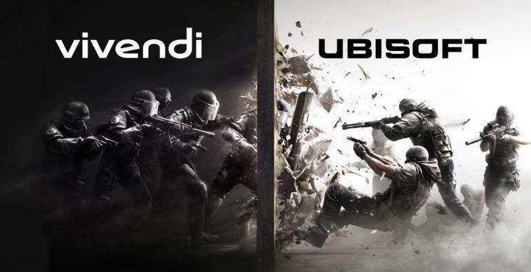 Ubisoft et vivendi