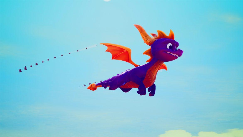 Spyro the Dragon vol