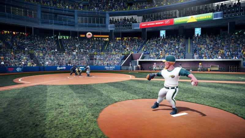 Super Mega Baseball 2 Games with Gold