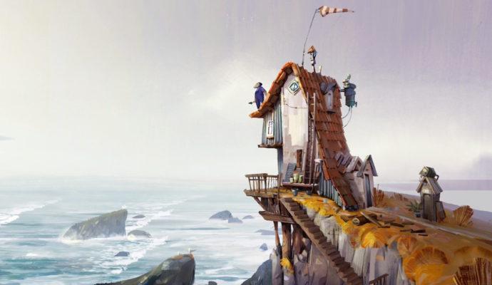 Old Man's Journey - début
