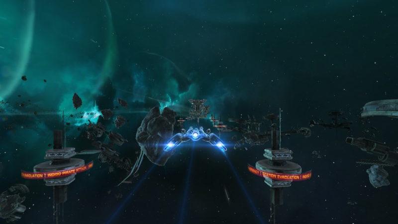 Manticore: Galaxy on Fire - saut dans l'aventure