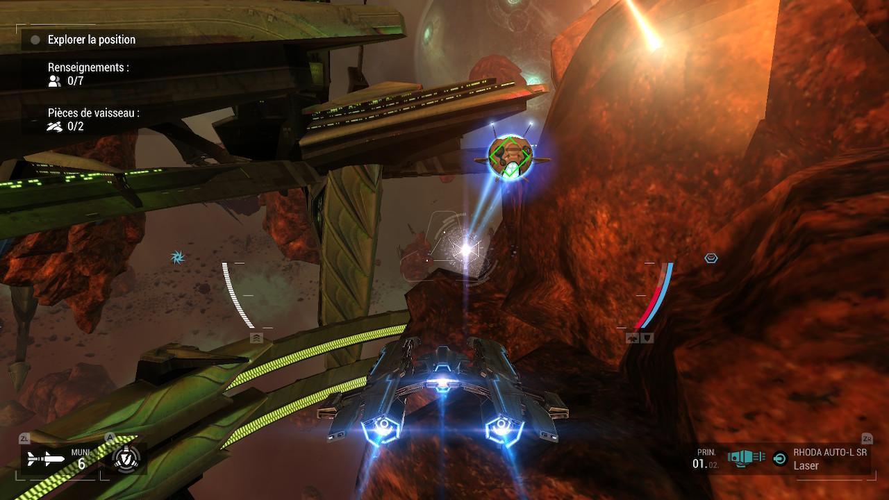 Manticore: Galaxy on Fire - donnée trouvée
