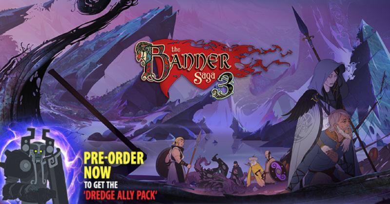 The Banner Saga 3 - précommande