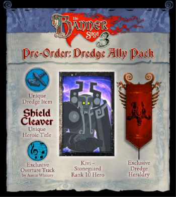 The Banner Saga Ally Pack