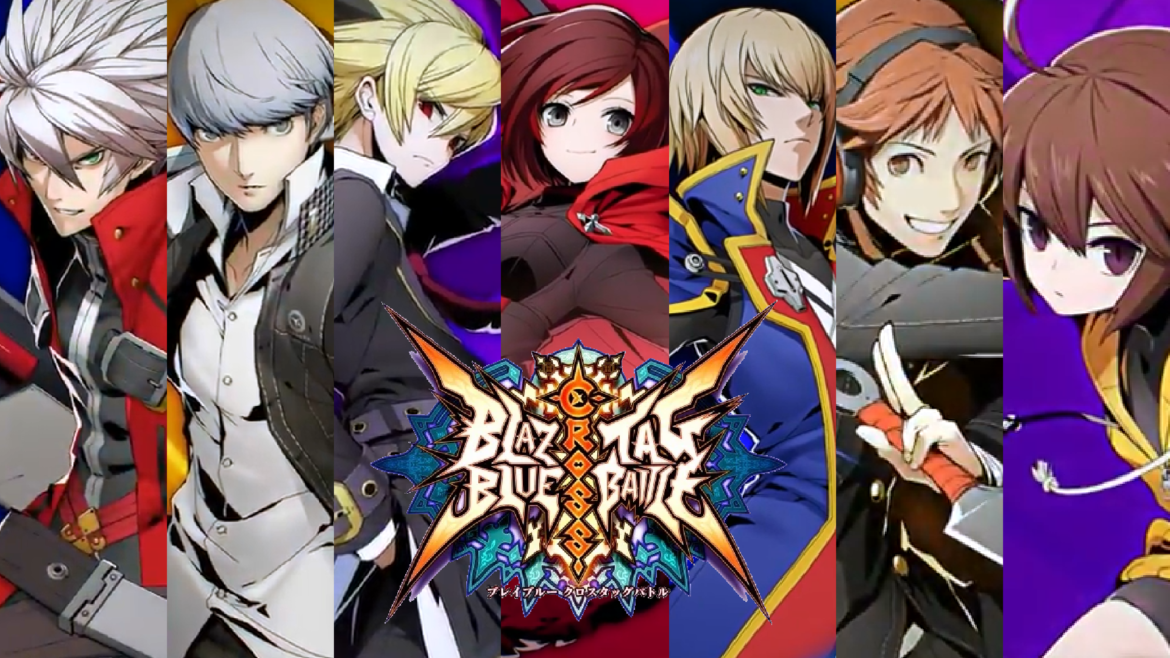 BlazBlue: Cross Tag Battle logo