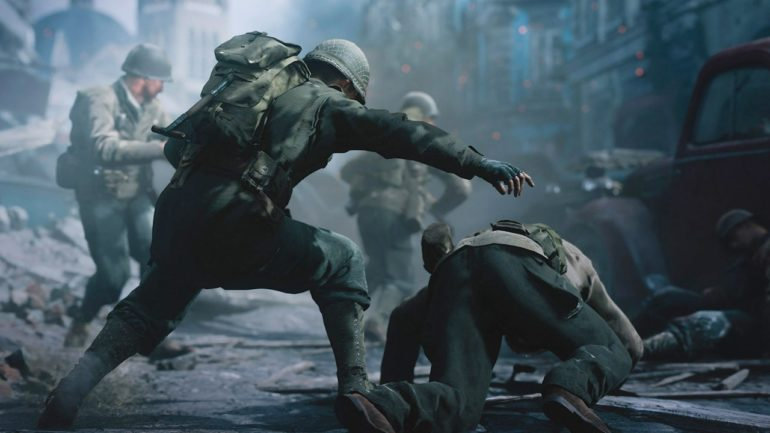Call of Duty: Black Ops IIII soldats