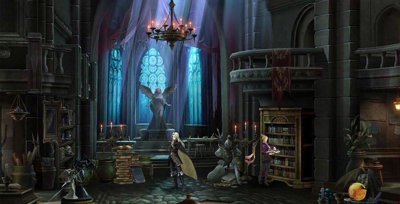 Castlevania: Grimoire of Souls Alucard