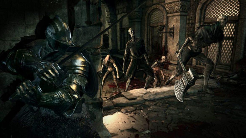 Dark Souls Remastered - Cache-cache