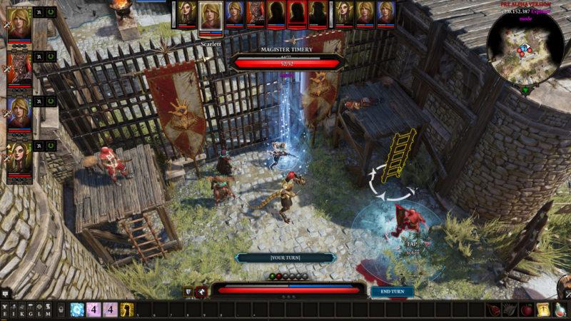 Divinity: Original Sin II gameplay