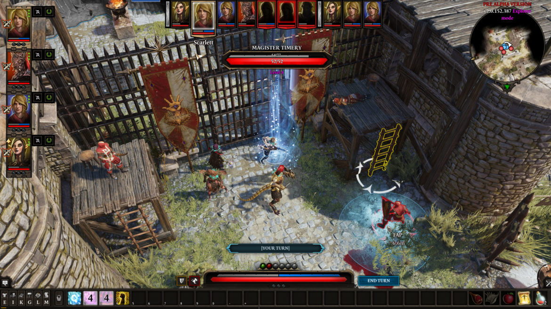 Original Sin II prépare son arrivée sur PS4 et Xbox One — Divinity