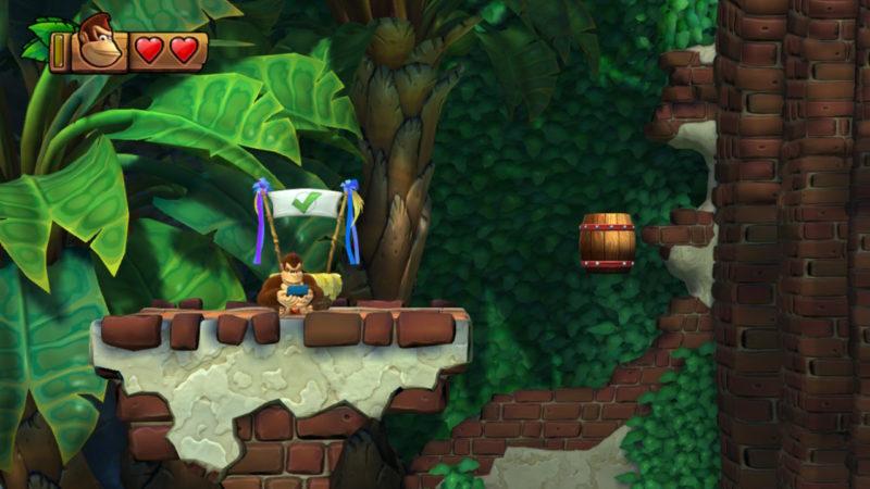 Donkey Kong Country: Tropical Freeze - DK sort le grand jeu