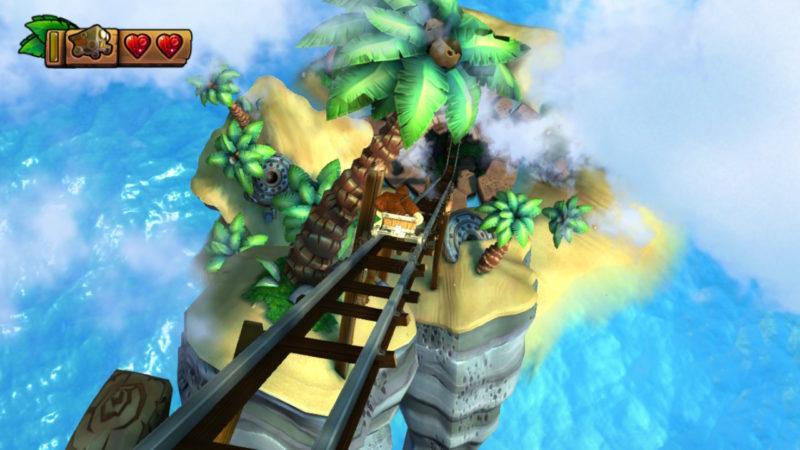 Donkey Kong Country: Tropical Freeze - Descente sur la jungle