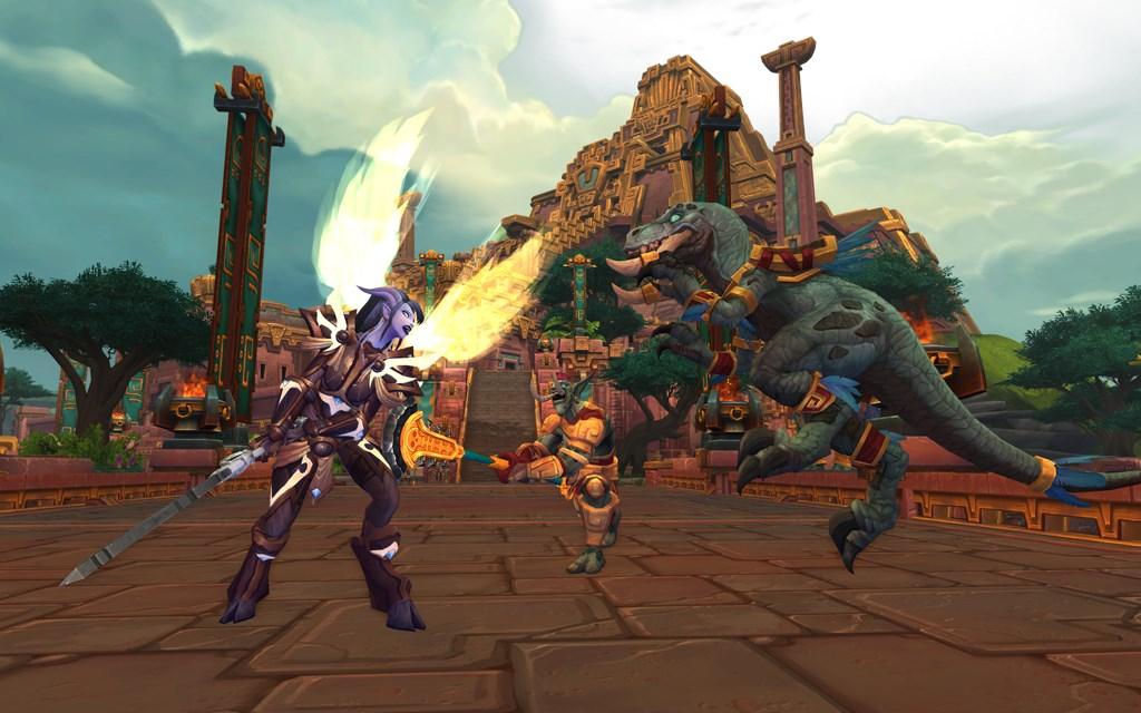 Draenei - World of Warcraft - Battle for Azeroth