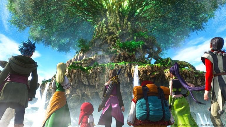 Dragon Quest XI Switch - ça buche