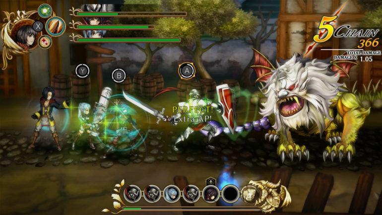 Fallen Legion: Rise to Glory - screenshot Manticore