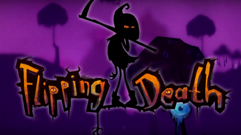 Flipping Death - Title
