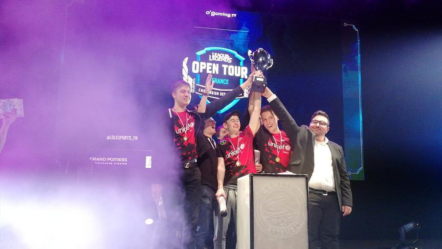 Gamers Origin remporte la Gamers Assembly League of Legends