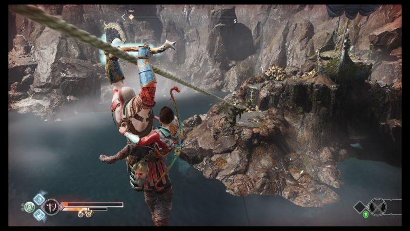 God of War - Gameplay
