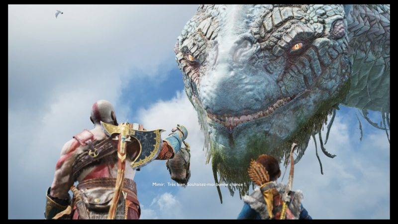 God of War - Jörmungand