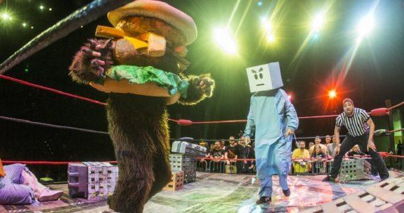 Kaiju Big Battel: Fighto Fantasy Dr. Cube