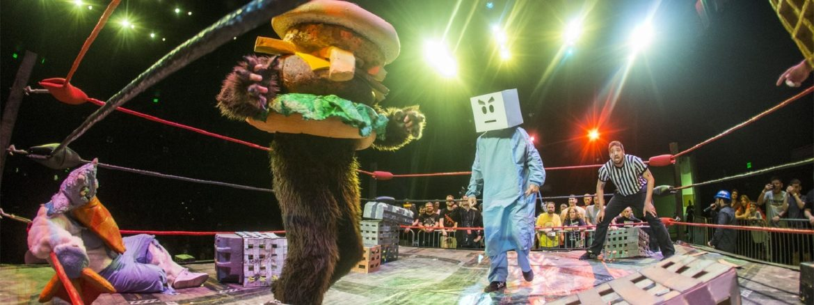 Kaiju Big Battel: Fighto Fantasy Dr. Cube