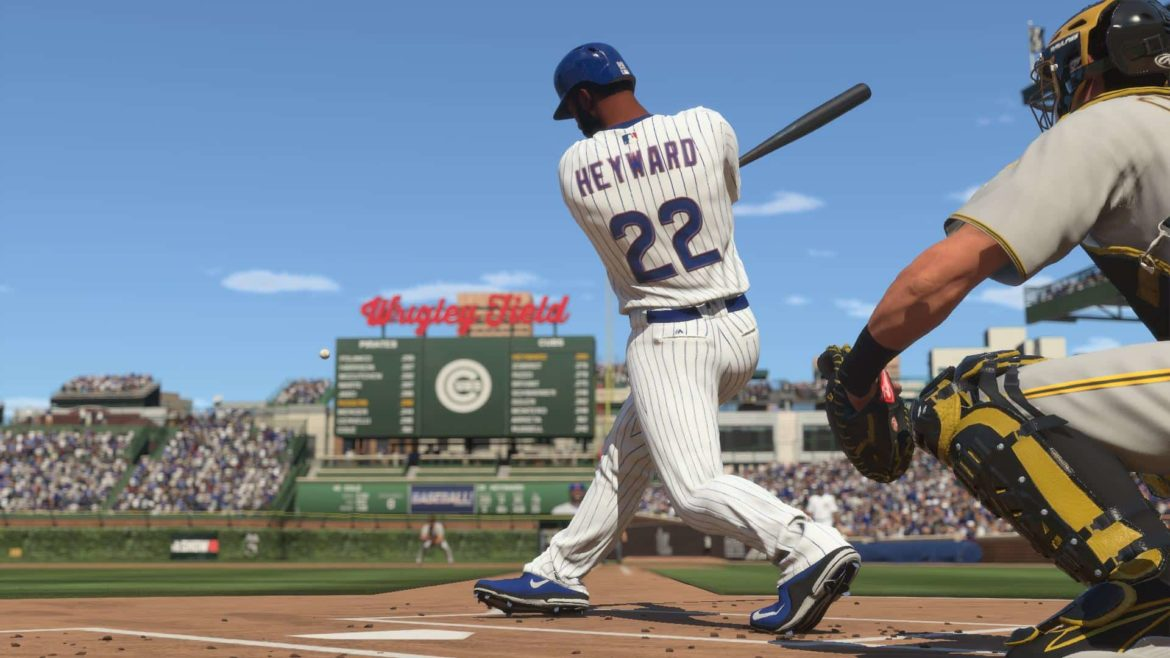 MLB The Show 18 frappe