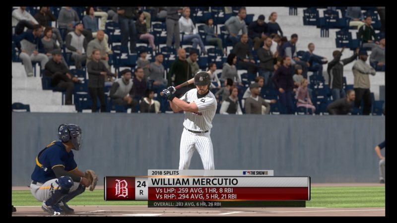 MLB The Show 18 mon joueur