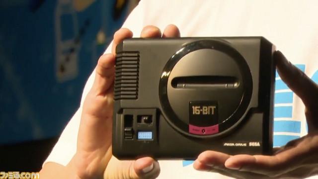 Mega Drive Mini - en main