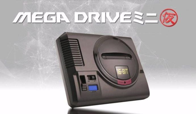 Mega Drive Mini - la machine