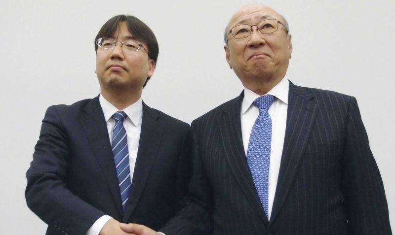 Nintendo - nouveau président