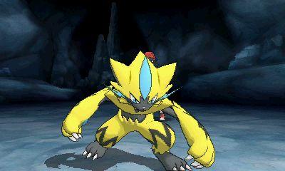 Pokémon USUL - Zeraora (04)