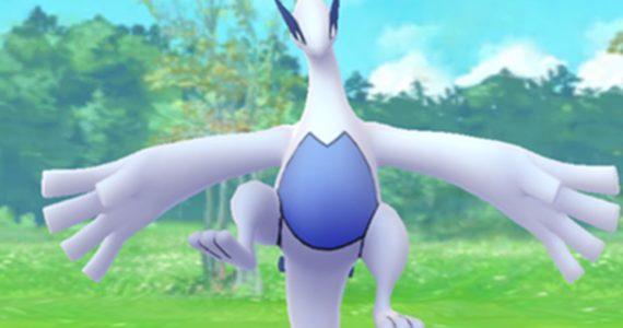 Pokémon GO - Lugia
