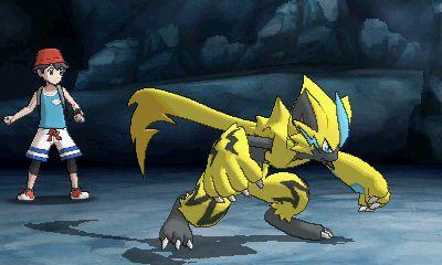 Pokémon USUL - Zeraora (01)